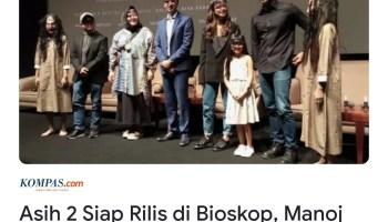 Asih 2 Siap Rilis di Bioskop, Manoj Punjabi: Saya Harap Jadi Trendsetter