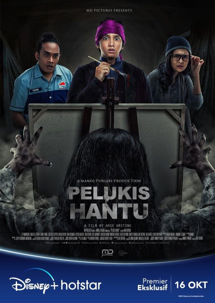 Pelukis Hantu - Official Trailer | 16 Oktober 2020 di Disney+ Hotstar