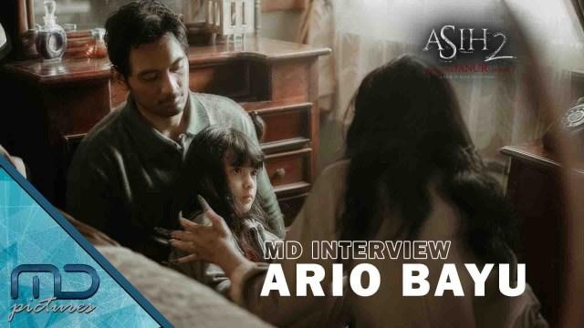 MD Interview - Karakter, Pengalaman, dan Keseruan Ario Bayu di Asih 2