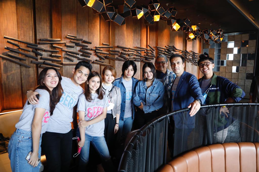 Enjoying Carbon Jakarta with Kisah Untuk Geri team after press conference! #ManojPunjabi #ProducerLife #KisahUntukGeri