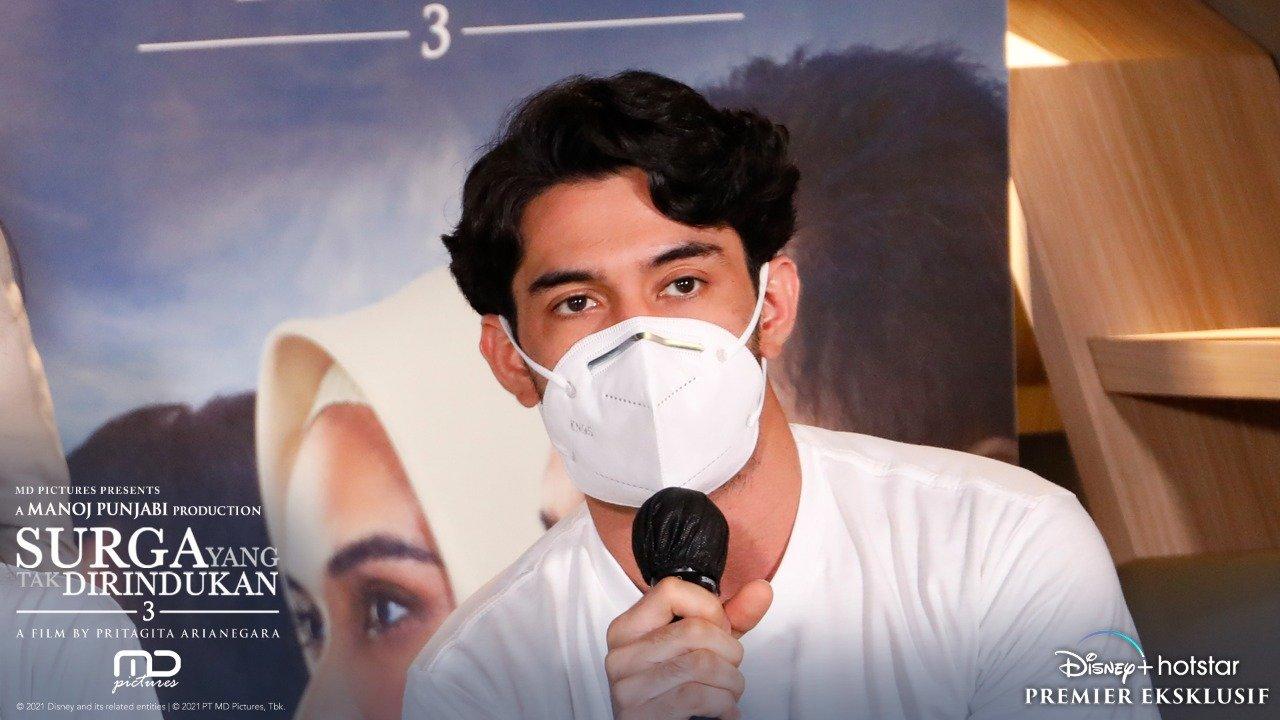 Suasana launching Official Trailer & Poster 'Surga Yang Tak Dirindukan 3'