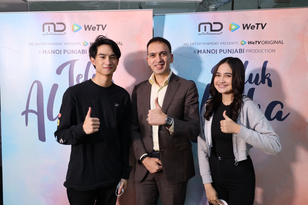 Nantikan project series terbaru dari MD Entertainment, WeTV Original TELUK ALASKA