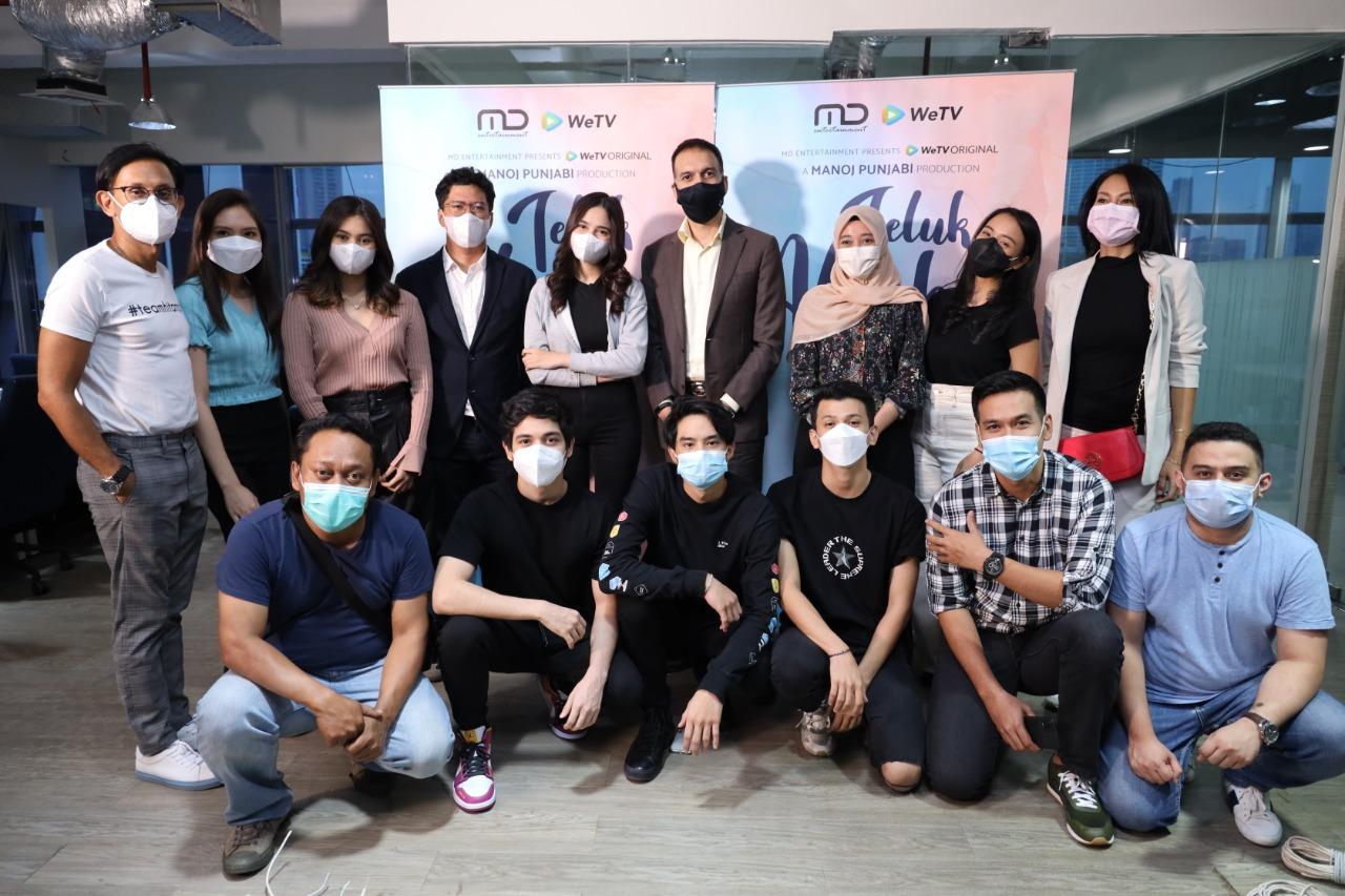 Nantikan project series terbaru dari MD Entertainment, WeTV Original TELUK ALASKA