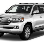 Подключение iPhone на Toyota Land Cruiser 200 2016