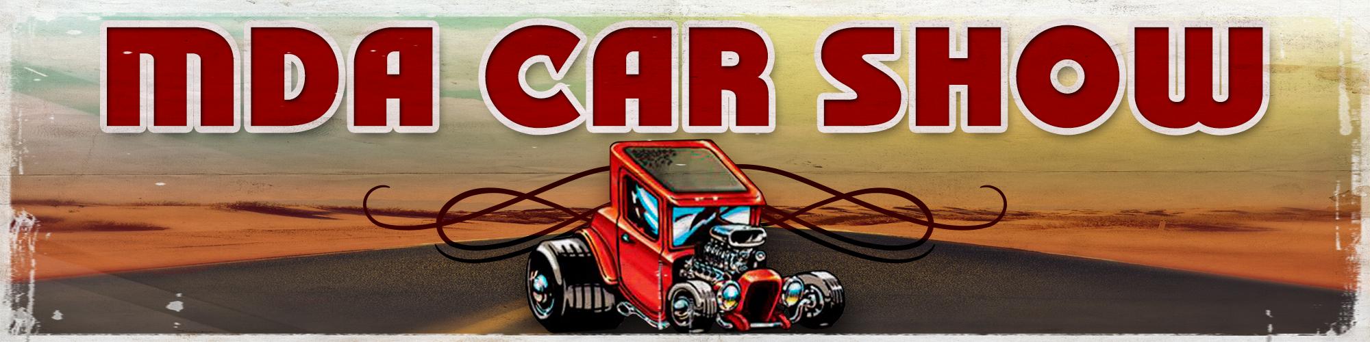 MDA Car Show