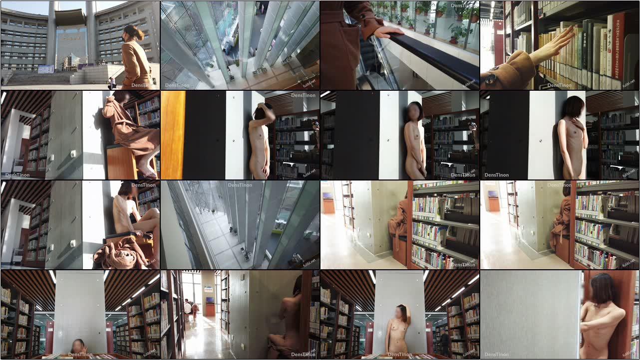 【北京天使】天使:Ariel 首都图书馆