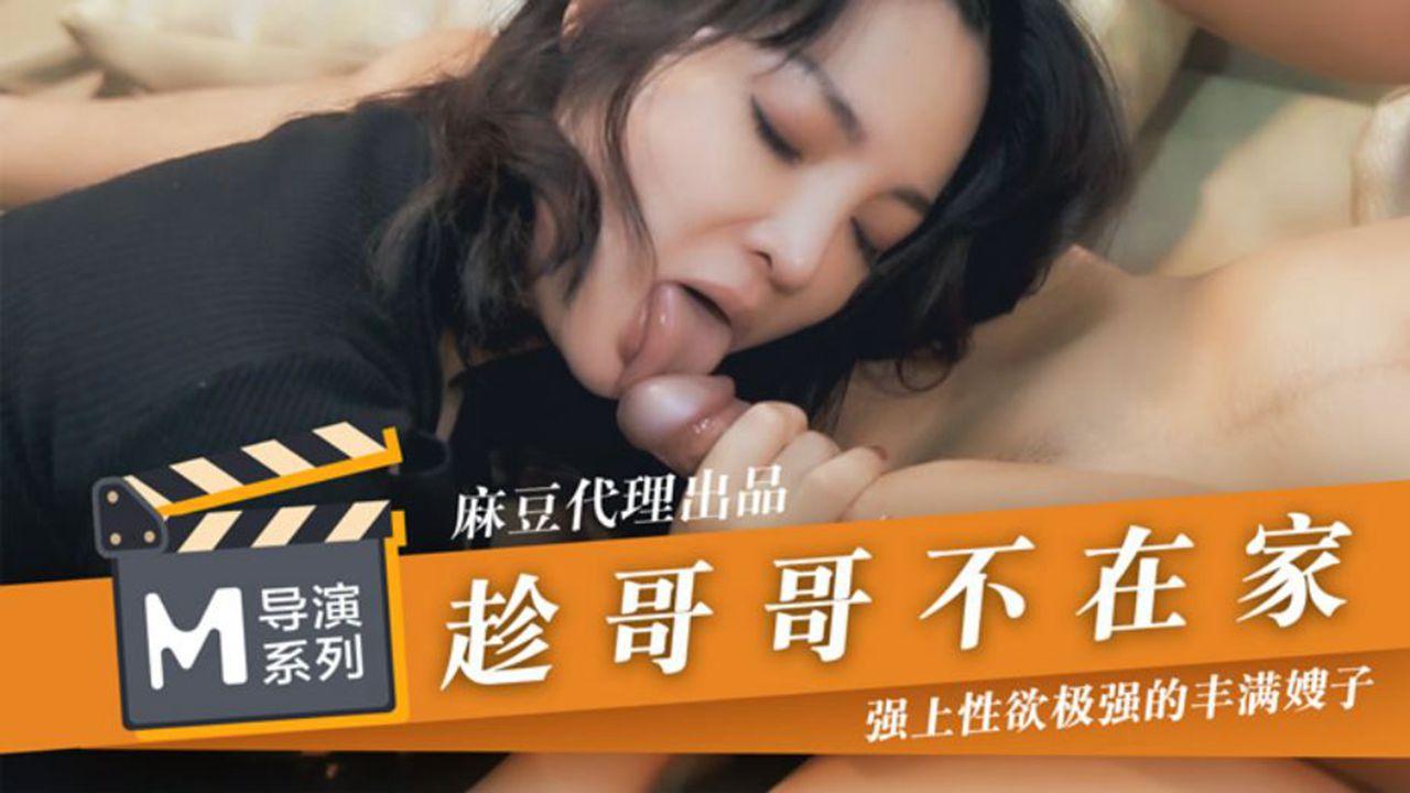 麻豆导演系列.趁哥哥不在家.强上性欲极强的丰满嫂子