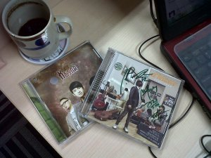 CD Original dMasiv Band