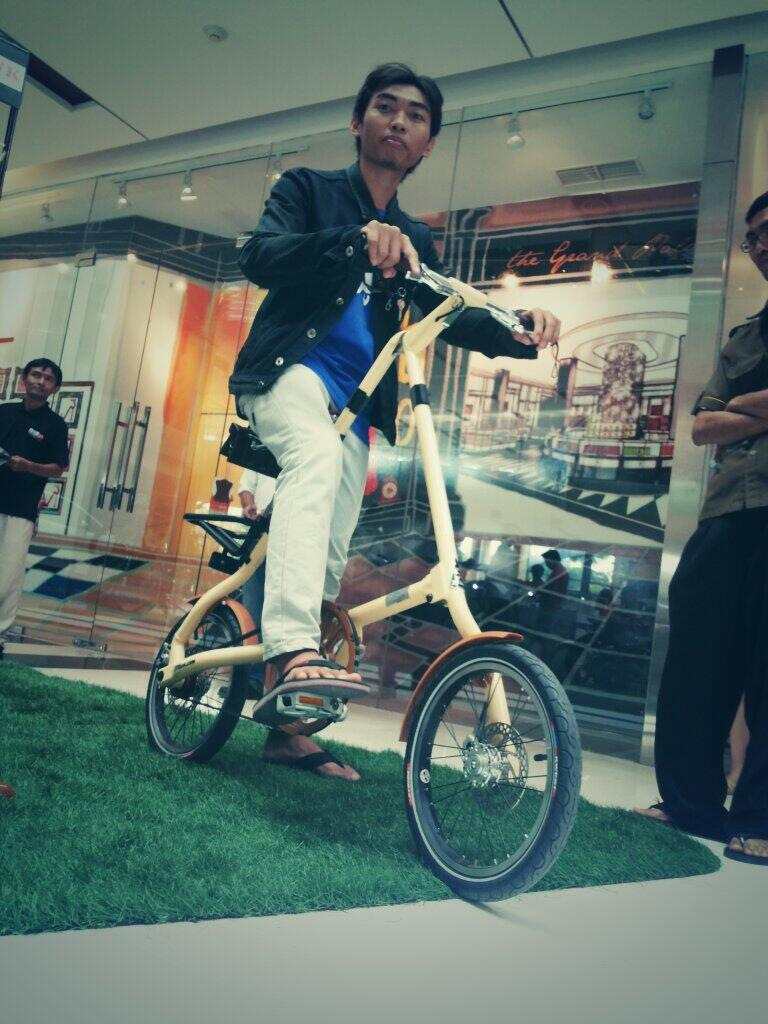 Sepeda Lipat Taiwan
