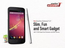 Review Smartfren Andromax T