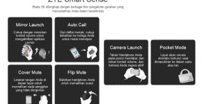 ZTE Blade S 6 Smart Sense