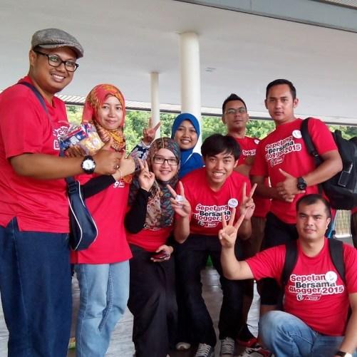 Sepetang Bersama Blogger 2015