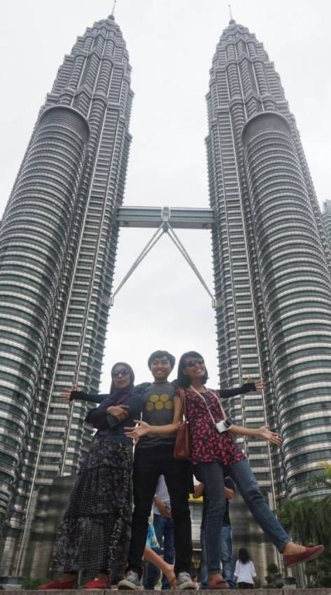 Travelling Malaysia