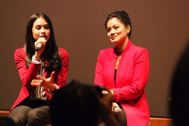 Forward Your Dreams Maudy Ayunda - Titi Kamal