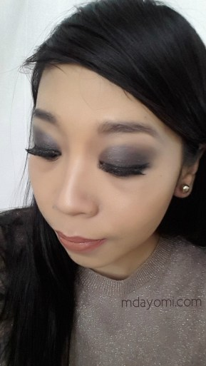 Review H&M Eyeshadow Palette