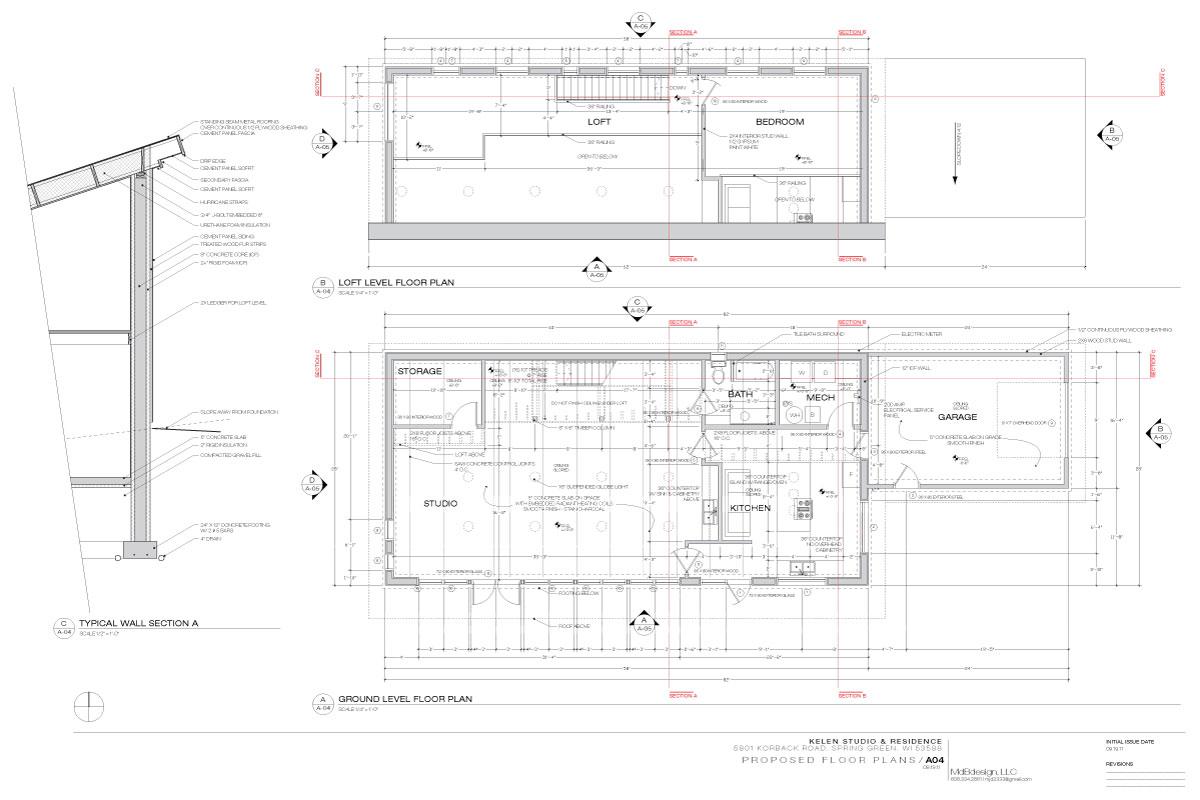 Quonset Hut Homes Floor Plans
