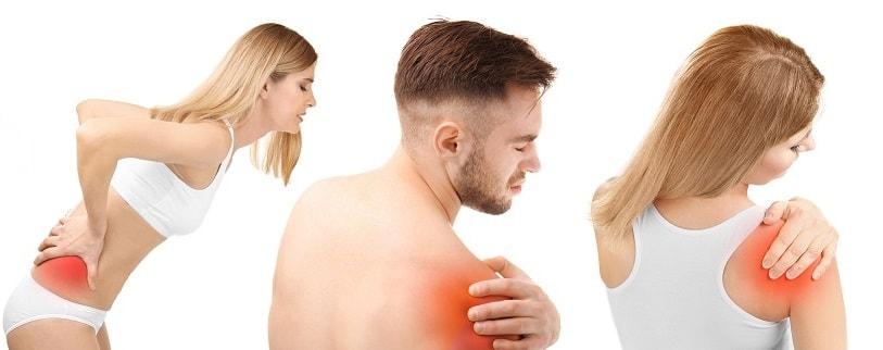 Bóle barków i kręgosłupa - rehabilitacja neurologiczna