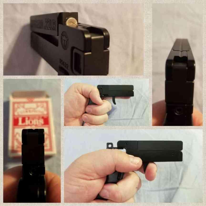 ifeCard® by TrailBlazer Firearms