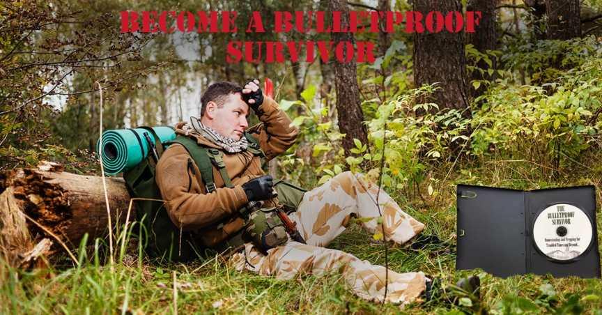 bulletproof survivor CD ad