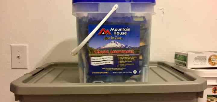 mountain house foods review