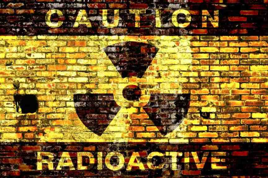 Radioactive nuke attack survival