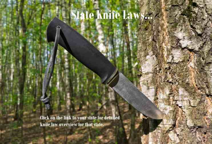 State knife laws