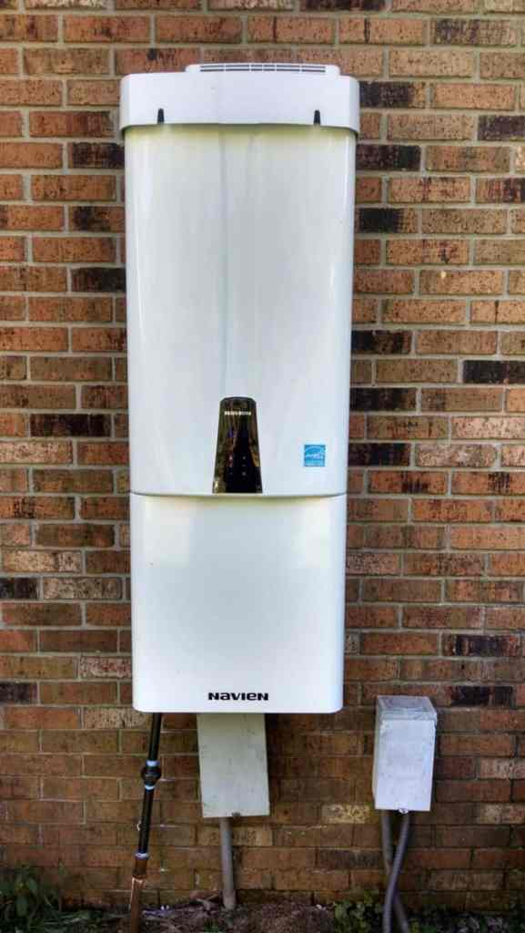 Installing A Tankless Propane Water Heater For Home Or Off