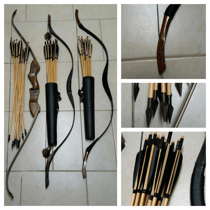 Recurve BOW for hunting