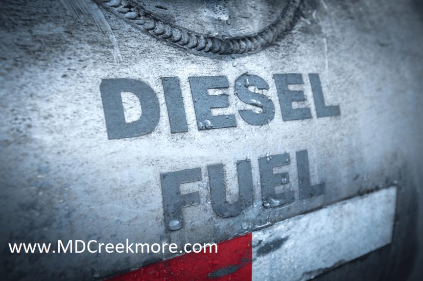 Is It Safe to Burn Diesel Fuel in a Kerosene Heater?
