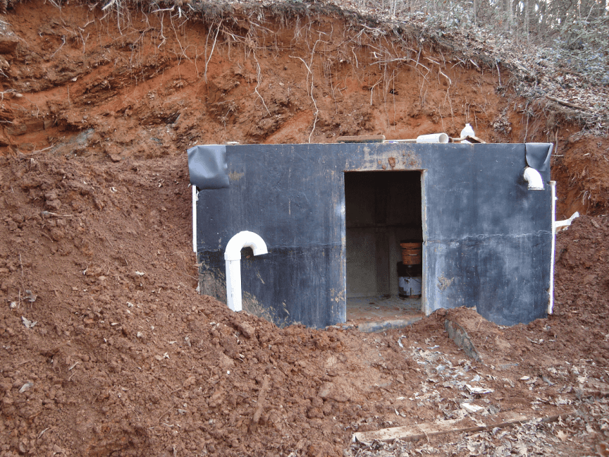 How to build a prepper bunker
