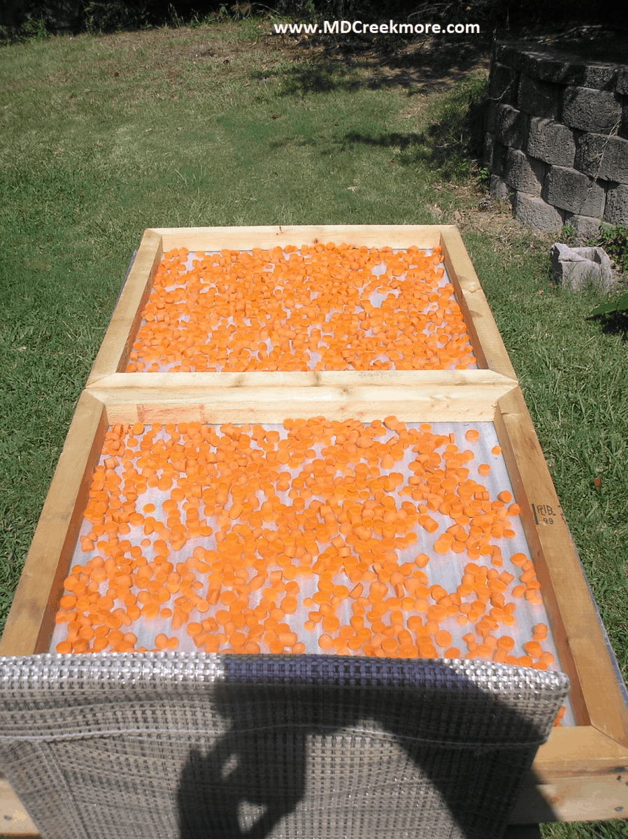 Homemade Solar Food Dehydrator That Works