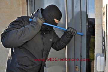 burglar home defense tips