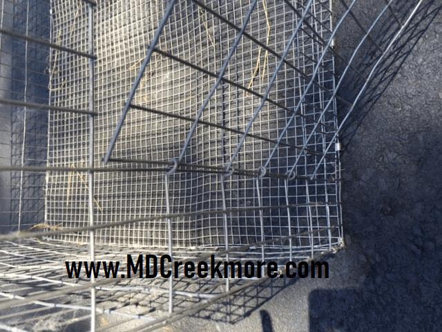 make rabbit cage