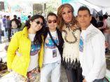 Firma de autógrafos Viva Kids, ciudad de México.