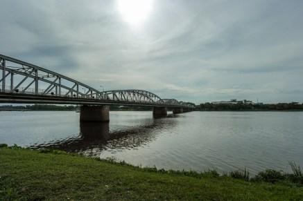 Trang Tien Bridge over Perfume River