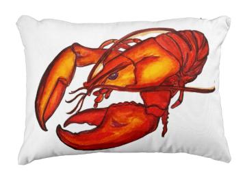 lobsterOutdoorPillow