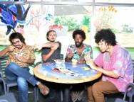 Foster The People, Capitao Fausto e Boogarins no Super Bock