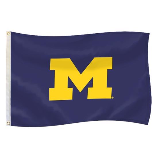 Michigan Football Zip Sweatshirt