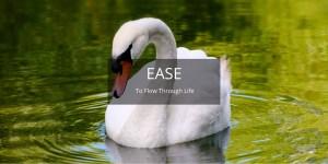 EASE - to flow through life