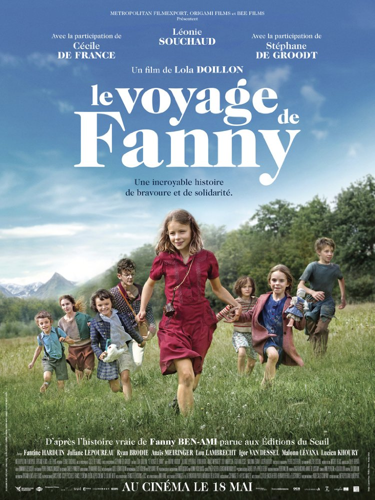 Fanny and her sisters attempt to escape Nazi occupied France but many dangers are ahead of them. Source IMDb.