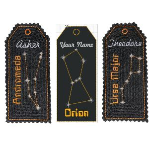 Constellation Bookmarks