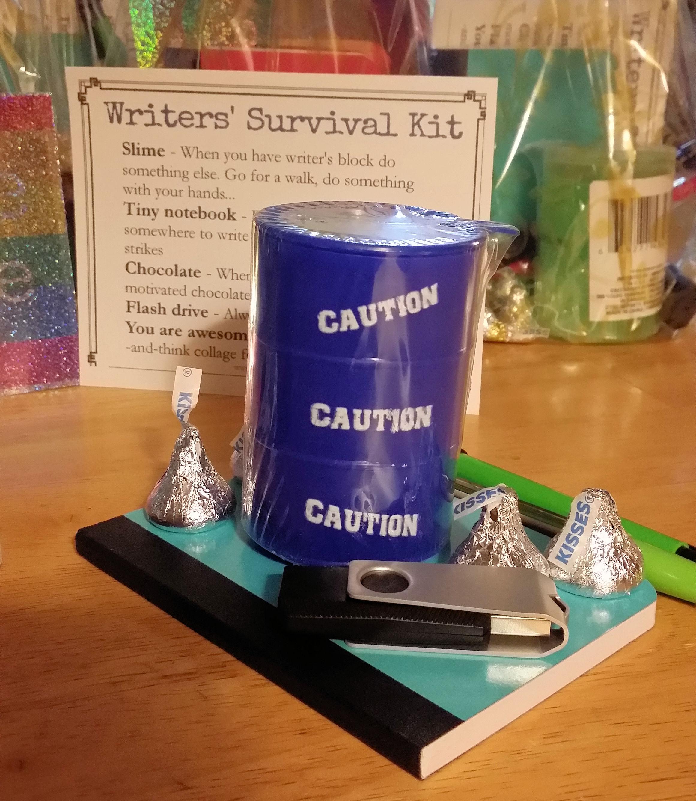 Writer's Survival Kit