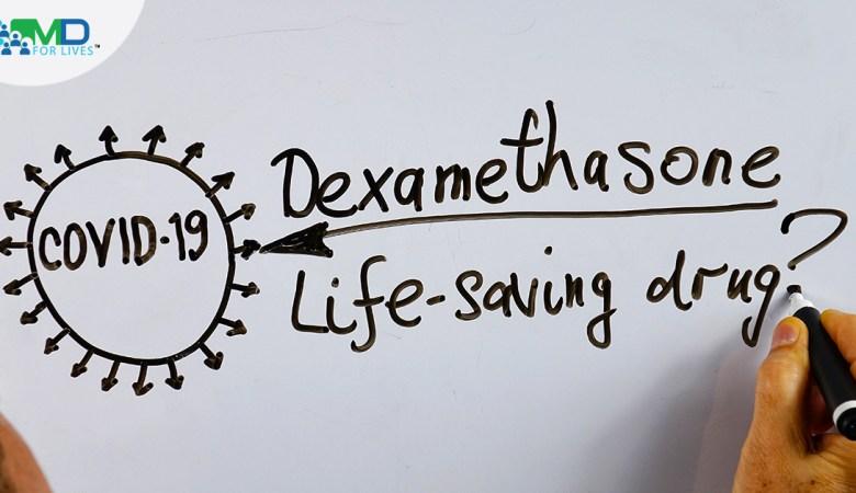 dexamethasone the COVID-19 cure