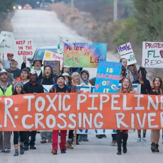 Call for Water Protectors to Stop Sabal Trail Pipeline!