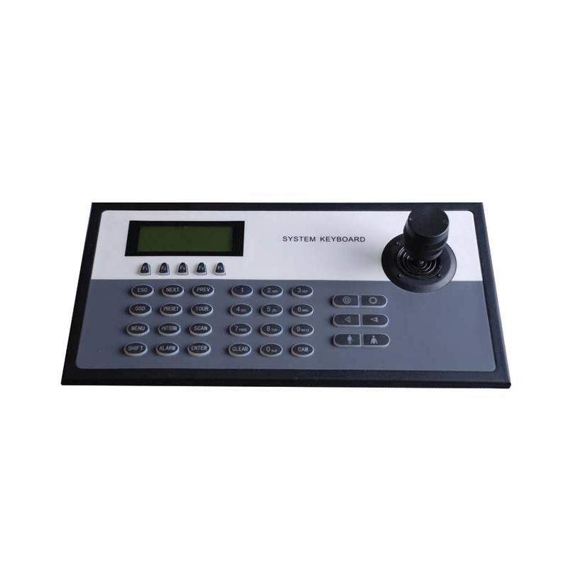 TC-5820B KLAWIATURA STERUJĄCA :: MDH-SYSTEM SYSTEMY ZABEZPIECZEŃ CCTV AHD HD-CVI HD-TVI IP SPRZĘT DETEKTYWISTYCZNY