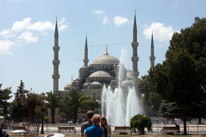 Blue Mosque - Istanbul (9)