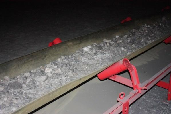 Salt Conveyor Belt - small
