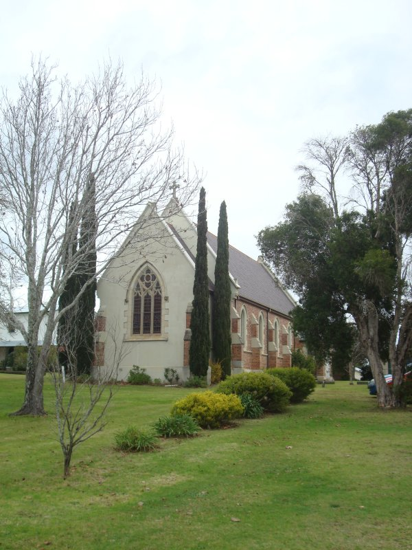 St John's Anglican Church, Moruya.