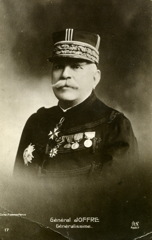 Marshall Joffre of France