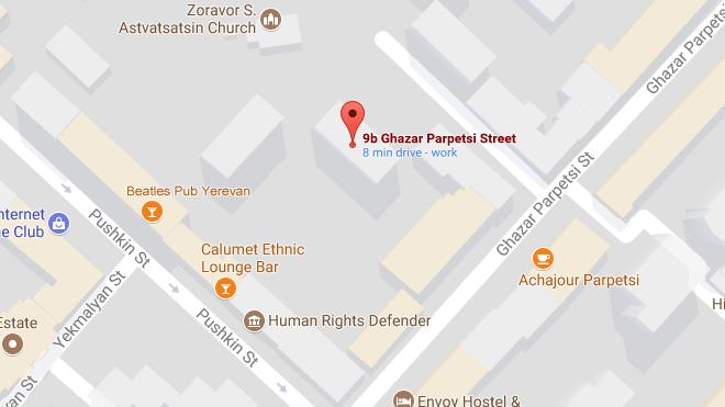 Media Diversity Institute - Armenia, 9b Gh Parpetsi Street, Yerevan, Armenia 0002